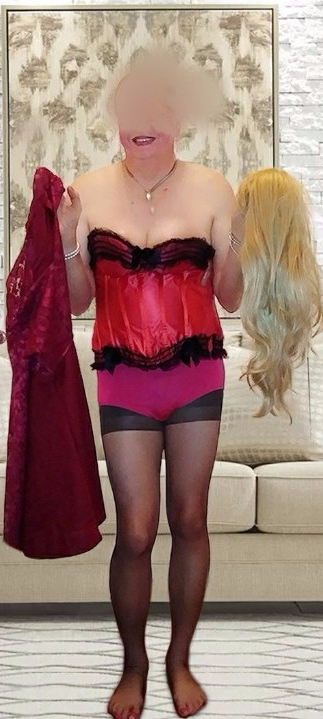 Female domination and cross dressing